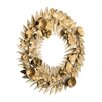 <strong>Barreveld International</strong> Metal Filigreed Floral Wreath
