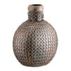 <strong>Barreveld International</strong> Iron Jali Pot Vase