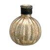 Barreveld International Glass Ribbed Orb Vase