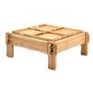 <strong>Barreveld International</strong> Chalet Coffee Table with 4 Tray Top