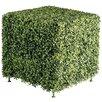 Barreveld International Faux Boxwood Cube Hedge