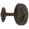 <strong>Barreveld International</strong> Cast Iron Ab Curtain Tie Back Pedestal
