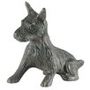 Barreveld International Iron Scotty Dog Statue