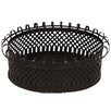 Barreveld International Fall Round Woven Planter