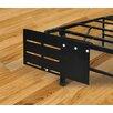 "Eco-Lux Platform Frame 14"" Brackets for Headboard and Footboard  (Set of 2)"