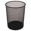 <strong>Rubbermaid Commercial Products</strong> 5-Gal. Steel Mesh Wastebasket