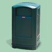 Rubbermaid Commercial Products Plaza Waste Receptacle - 50 Gallon