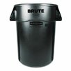 Rubbermaid Commercial Products Brute Vented Trash Receptacle