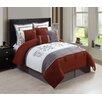 Victoria Classics Alexandra 8 Piece Comforter Set