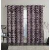 Victoria Classics Andreas PRT Saxton Grommet Curtain Panels (Set of 2)