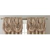 "<strong>Victoria Classics</strong> Felice 2 Piece 54"" Curtain Valance"