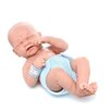 "<strong>JC Toys</strong> La Newborn - 14"" Closed Eyes Real Boy Vinyl Doll"