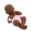 <strong>JC Toys</strong> La Newborn African American (Real Girl!) Doll