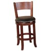 "<strong>Cappuccino 24"" Swivel Bar Stool</strong> by Sunny Designs"