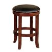 "<strong>Sunny Designs</strong> Cappuccino 24"" Swivel Bar Stool"