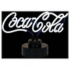 Coca Cola Table Top Neon Sign