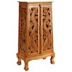 "EXP Acacia 27"" Chinese Dragons Storage Cabinet"