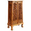 """EXP Acacia 27"""" Bamboo Forest Storage Cabinet"""