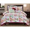 Luxury Home Westerley 6 Piece Comforter Set