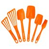 <strong>Rachael Ray</strong> Tools and Gadgets 6 Piece Utensil Set