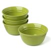 <strong>Double Ridge Cereal Bowl (Set of 4)</strong> by Rachael Ray