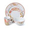 <strong>Paisley 16-Piece Dinnerware Set</strong> by Rachael Ray