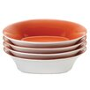 Round and Square Soup & Pasta Bowl
