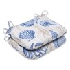 Pillow Perfect Sealife Seat Cushion (Set of 2)