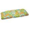 Pillow Perfect Glynis Wicker Loveseat Cushion