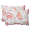 Pillow Perfect Sealife Throw Pillow (Set of 2)