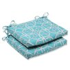 <strong>Pillow Perfect</strong> Keene Seat Cushion (Set of 2)