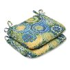 Pillow Perfect Omnia Seat Cushion (Set of 2)