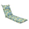 Pillow Perfect Omnia Chaise Lounge Cushion