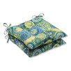 Pillow Perfect Omnia Wrought Iron Seat Cushion (Set of 2)