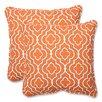 Pillow Perfect Starlet Throw Pillow (Set of 2)