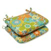 Pillow Perfect Glynis Seat Cushion (Set of 2)