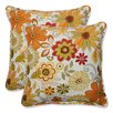 <strong>Pillow Perfect</strong> Gaya Throw Pillow (Set of 2)