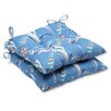 <strong>Set Sail Wrought Iron Seat Cushion (Set of 2)</strong> by Pillow Perfect