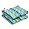 <strong>Pillow Perfect</strong> Topanga Seat Cushion (Set of 2)