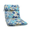 Pillow Perfect Fancy a Floral Chair Cushion