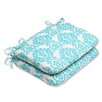 Pillow Perfect Luminary Seat Cushion (Set of 2)