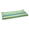 Pillow Perfect Zulu Bench Cushion