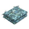 Pillow Perfect Pretty Seat Cushion (Set of 2)