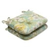 <strong>Pillow Perfect</strong> Sugar Beach Seat Cushion (Set of 2)