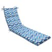 Pillow Perfect Parallel Play Chaise Lounge Cushion