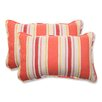 Pillow Perfect Cayman Throw Cushion (Set of 2)