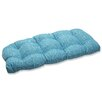 Pillow Perfect Conran Wicker Loveseat Cushion