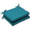 <strong>Pillow Perfect</strong> Rave Corners Seat Cushion (Set of 2)