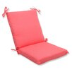 Pillow Perfect Fresco Corners Chair Cushion