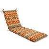 Pillow Perfect Tamarama Chaise Lounge Cushion